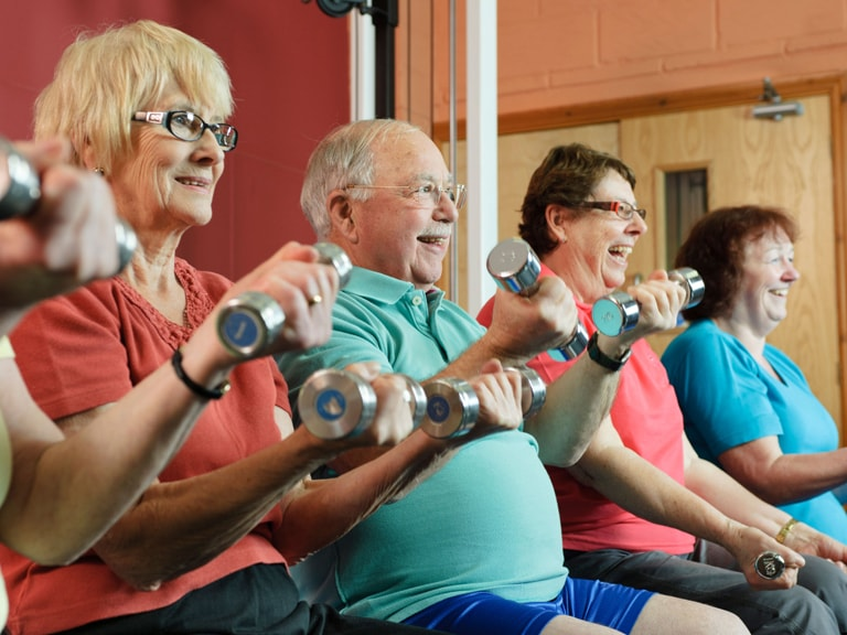 Physical Activity to relief Chronic Pain