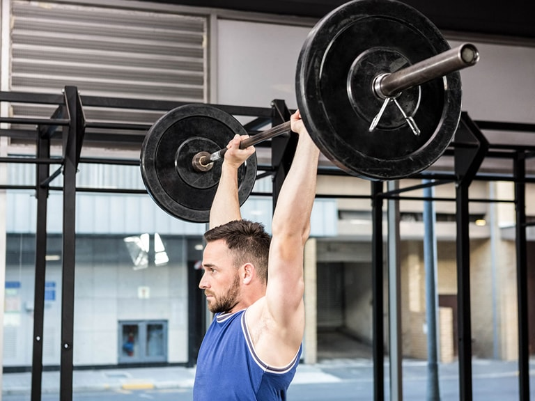 Weight Lifting Progressive Resistance Exercise