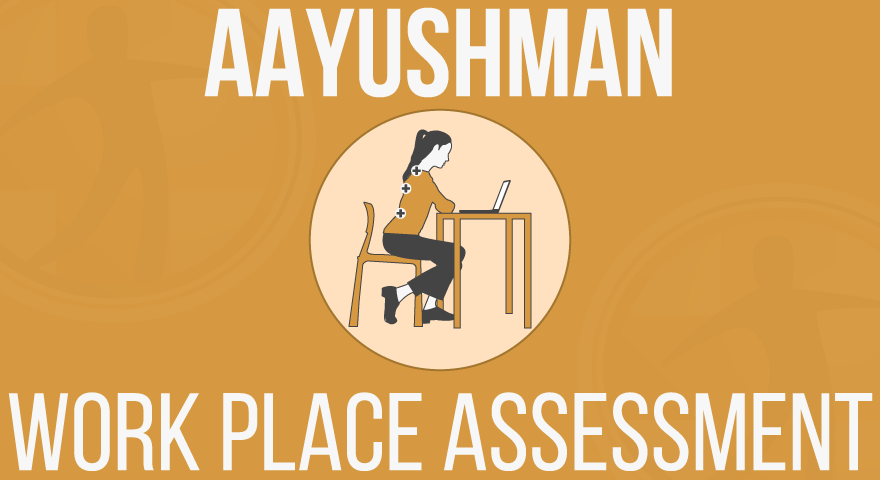 Work Place Assessment Service Physiotherapy