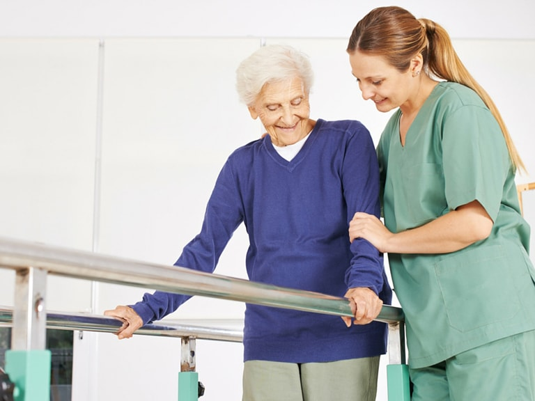 Role Of Physiotherapy In Stroke - Aayushman