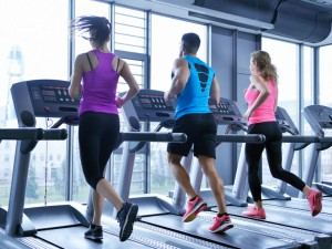Treadmill running exercise for arthritis