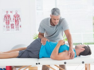 physiotherapy for lower back pain relief.